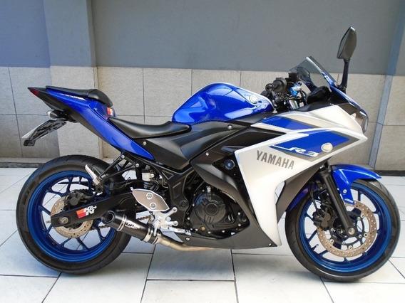 Yamaha Yzf R-3 Abs