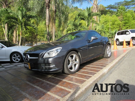 Mercedes Benz Slk 200 At Sec Cc1800