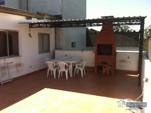 Cobertura Residencial Para Venda E Locação, Jardim Bonfiglioli, São Paulo - Co0005. - Co0005