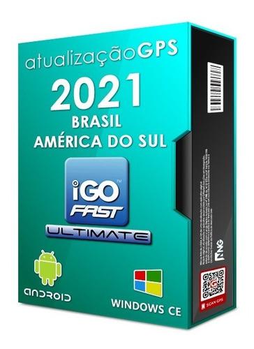 Atualização Gps Igo Central Multimidia Evolve+ Windows Ce