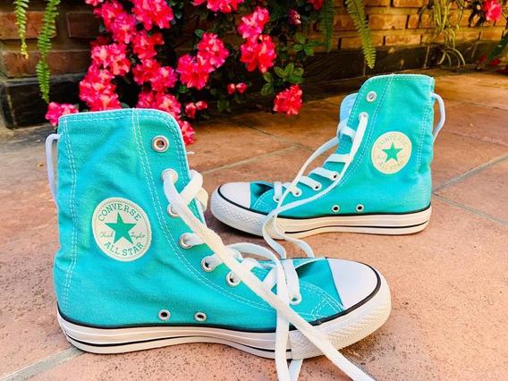 Zapatillas Converse Botita All Star. Excelente Estado!