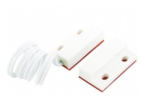 Mini Sensor Magnético De Abertura Com Fio Msa Stilus N A
