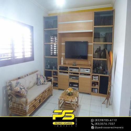 Casa Com 2 Dormitórios À Venda Por R$ 250.000 - Parnamirim/rn - Ca0660