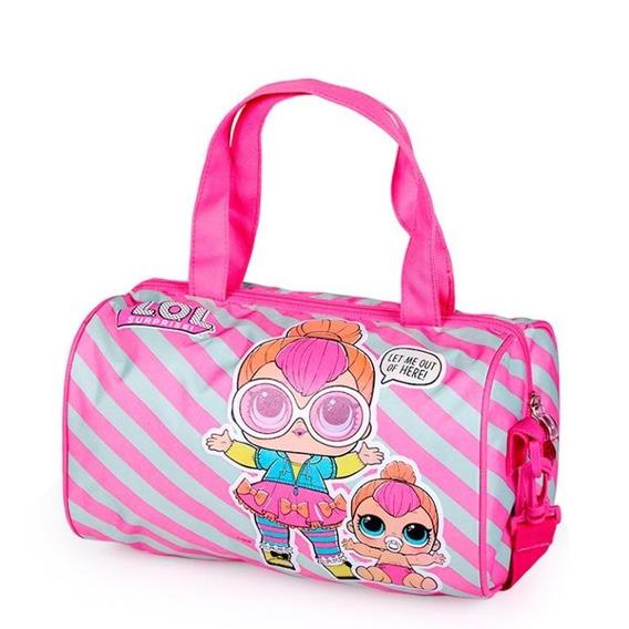 Bolsa Lol Surprise Porta Bola Original Sa17071lo Luxcell
