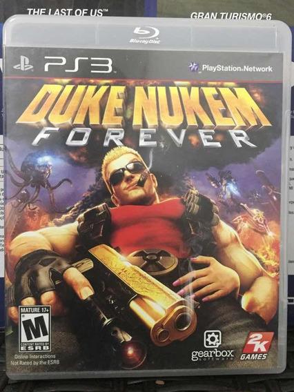 Duke Nukem Forever - Ps3 - Playstation 3