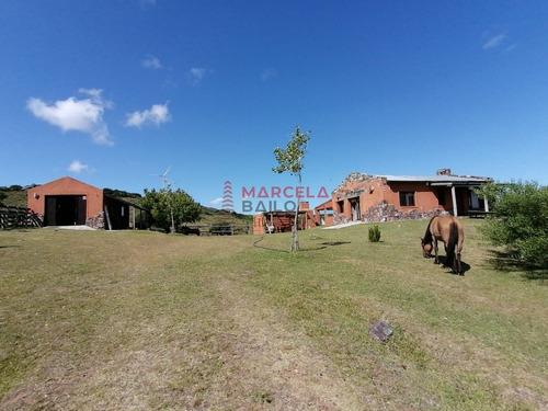 Chacra En Sierras De Los Caracoles- Ref: 535