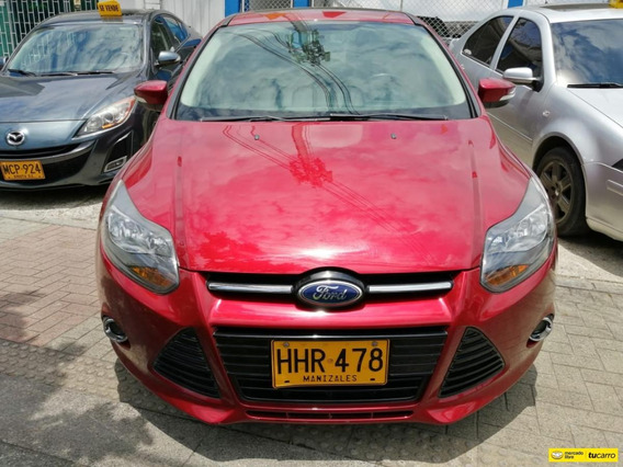 Ford Focus At 2000