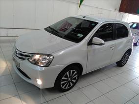 Toyota Etios Etios Platinum 1.5 16v Flex