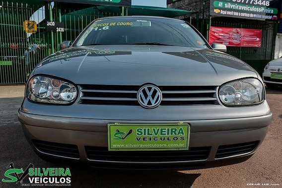 Volkswagen Golf 1.6 Mi Flash 8v Flex 4p Manual