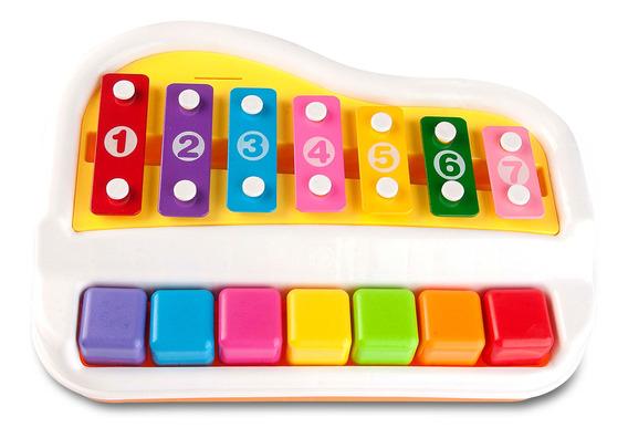 Baby Xilofone Piano Teclado Infantil Para Bebês - Zoop Toys