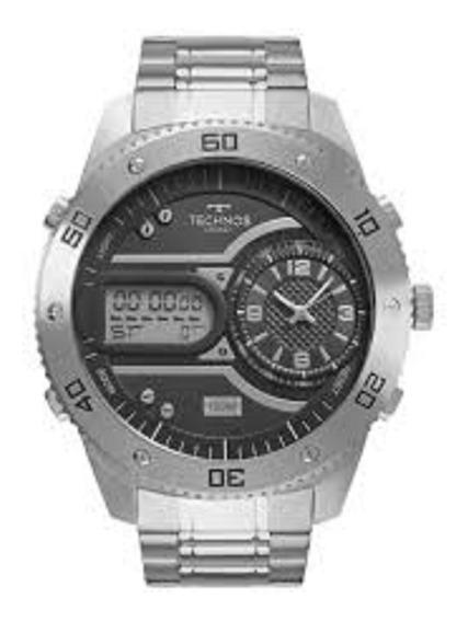 Relógio Masculino Technos 2039cc/4p Original