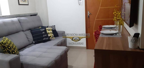 Apartamento Com 2 Dormitórios À Venda, 42 M² Por R$ 260.000,00 - Brás - São Paulo/sp - Ap2327