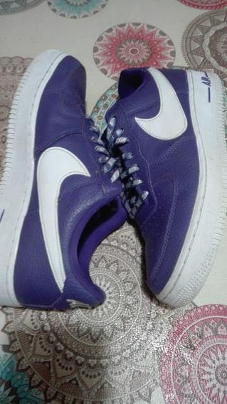 Nike Zapatillas Air Force N° 40 Casi Nuevas Entrego Consult
