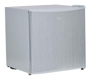 Refrigerador minibar Midea MRDD02G2NBG silver 1.6 ft³ 110V