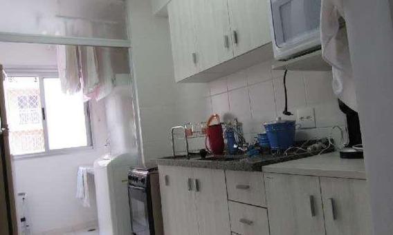 Apartamento Para Venda Em São Paulo, Parque Novo Mundo - Sp, 2 Dormitórios, 1 Banheiro, 1 Vaga - 2000/430_1-745414