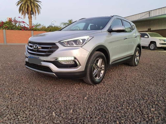 Hyundai Santa Fe 2.4 Premium 7as 6at 4wd 2016