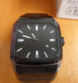 Relógio Quicksilver Caius Original Na Caixa + Elos Extras