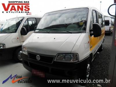 Fiat Ducato Minibus 2.3 Me 2010/2011 Branco