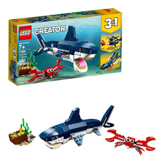 Creator Deep Sea Creatures Int 31088 Original Lego