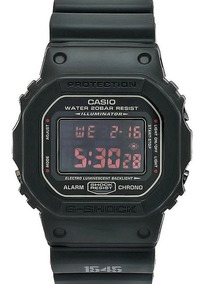 Relógio Masculino Casio G-shock Dw-5600ms-1dr - Nota Fiscal