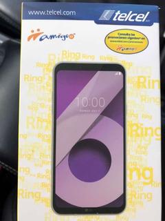 Teléfono Lg Q6 Prime