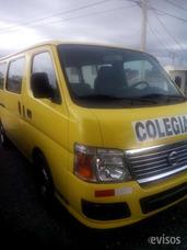 Servicio Bus Colegial 2020 David Centro, Academia Int.