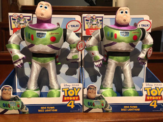 Muñeco Buzz Lightyear Toy Story Disney 4