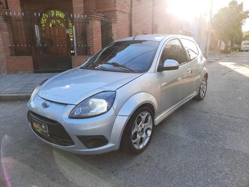 Ford Ka 1.6 Fly Viral 2012 Llantas Full $350mil Y Cuotas Pto