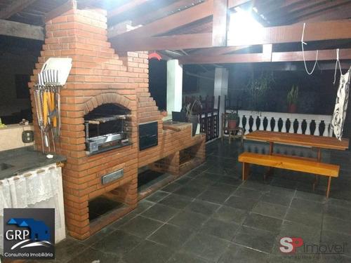 Imagem 1 de 15 de Sobrado Para Venda Em Santo André, Vila Eldízia, 3 Dormitórios, 1 Suíte, 2 Banheiros, 3 Vagas - 7243_1-1793213