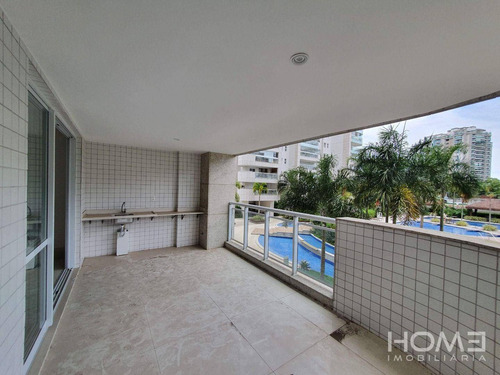 Imagem 1 de 30 de Apartamento Com 4 Dormitórios À Venda, 175 M² Por R$ 1.945.000,00 - Península - Rio De Janeiro/rj - Ap2578