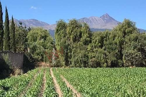 Precioso Terreno En Venta En Privada En Cacalomacán