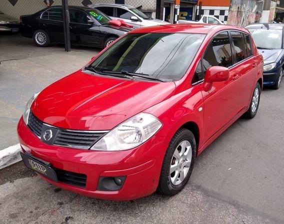 Nissan Tiida 1.8 16v Sl 2008 - Completo