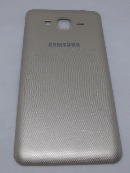 Tapa Trasera Samsung Galaxy Grand Prime Dorada Nueva
