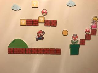 Imanes De Mario Bros 29 Piezas