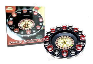 Ruleta Drink Juego Roulette Set Chupito