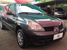 Renault Clio Sedan Expression 1.0 16v(hi-flex) 2007/2007