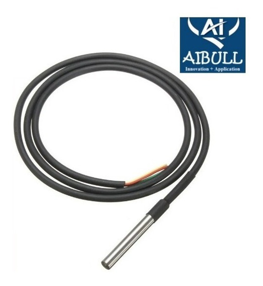 Sensor Temperatura Ds18b20 A Prova Dágua Arduino Pic Nodemcu