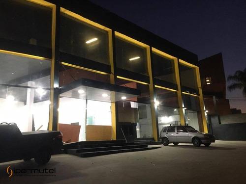 Lindo Galpão/prédio Comercial  De Esquina Á Venda Já Locado - Pr0001