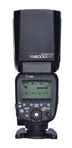 Flash Yongnuo Speedlite Yn 600ex-rt Ii Para Canon