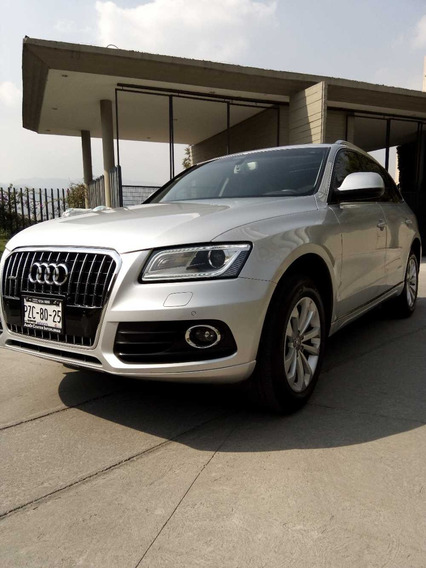 Audi Q5 Luxury 2014 Exclente Única Dueña Interlomas