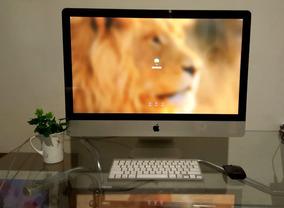 iMac 27 Polegadas 12 Gb Ram E 1 Tb De Hd