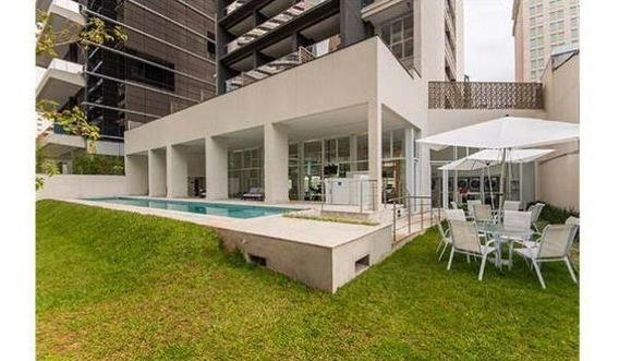 Apartamento Para Venda Em São Paulo, Vila Olímpia, 1 Dormitório, 1 Banheiro, 1 Vaga - Cap1264_1-1180724
