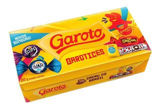 Chocolates Importados Brasileños Garoto 300 Gr
