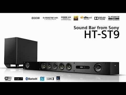 Soundbar Sony Ht-st9 Usado!