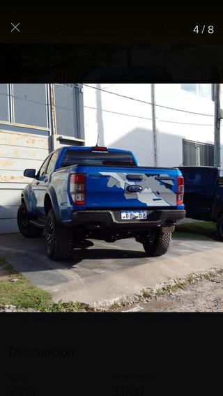 Ford Ranger Raptor 2.0 Bi Turbo 4x4 At