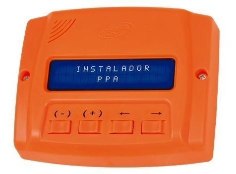 Ppa Prog Programador De Central Motor Portão Eletrônico