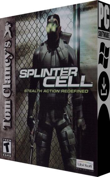 Tom Clancys Splinter Cell - Pc - Mídia Digital