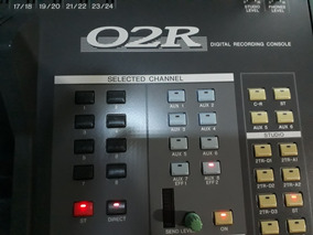 Mesa Yamaha 02r