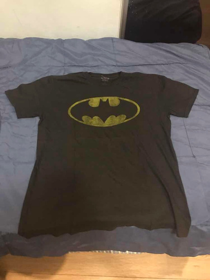 Camisa - T Shirt - Batman - Super Herói - Dc Comics