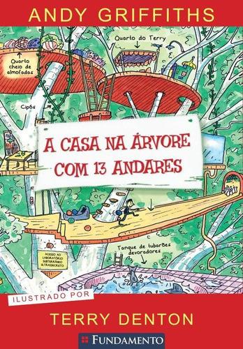 Imagem 1 de 1 de Livro: A Casa Na Arvore Com 13 Andares